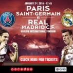 PSG contre Real Madrid