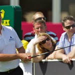 Les champions du Golf international à Doha