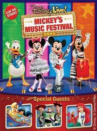 mickey music festival