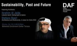 Doha architecture forum