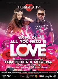 Tom Boxer et Morena