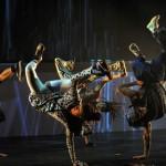 Le cirque Eloize, une lumière dans la ville
