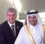 SE André Dubois : « Plus de 7200 canadiens travaillent au Qatar dans des domaines divers »