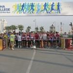 Participez à la course de Doha College
