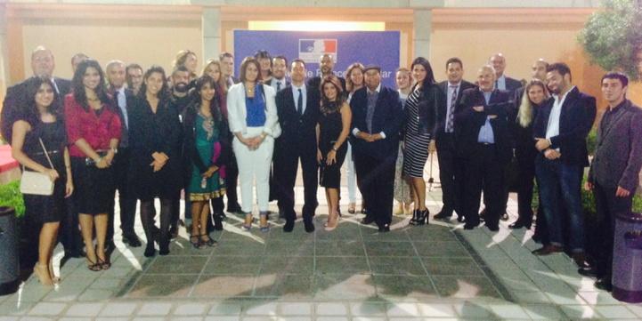 ambassade presse