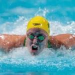 La natation à l'honneur