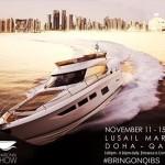 Ouverture du Qatar Boat Show