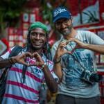 Le festival du Brésil dans le parc du Musée d'art islamique