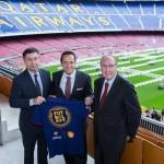 QFA, Qatar Shell et la Fondation FC Barcelone renouvellent leur partenariat
