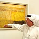 Rétrospective Yousef Ahmad à la QM Gallery