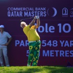 Commercial Bank Qatar Masters - Round 1