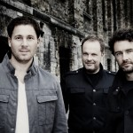 The Celtic Tenors se produisent au Radisson Blu