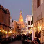 Leshtah festival à Katara