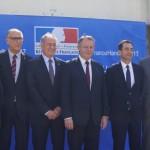 Lancement du mondial de Handball 2017 à l'Ambassade de France