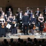 L'Alma Chamber Orchestra porte son message de paix à Doha