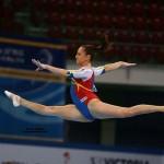 Ouverture des championnats mondiaux de Gymnastique