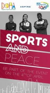doha sport peace