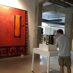 Première exposition au nouveau Fire Station