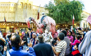 souq waqif celebrations une