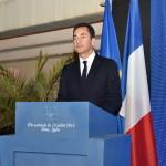 SE Éric Chevallier : « nous sommes au service de la communauté française et de la relation entre nos deux pays »