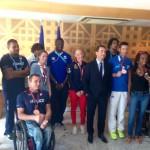 Six médailles pour la France aux championnats IPC