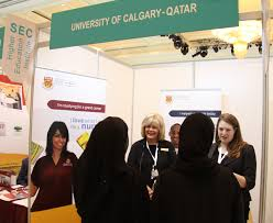 qatar international college fair