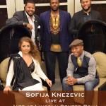 La chanteuse Sofija en live et en streaming
