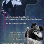 Soirée de gala et festival de tango