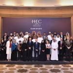 Le nouveau Doyen d'HEC Paris félicite la promotion 2015