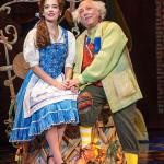 La Belle et la bête, beau spectacle de fin d'année