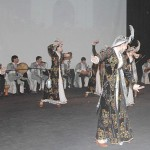 Le Bazmoro Tajikistan National Dance Ensemble à Katara