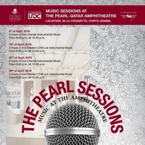 Music pearl qatar