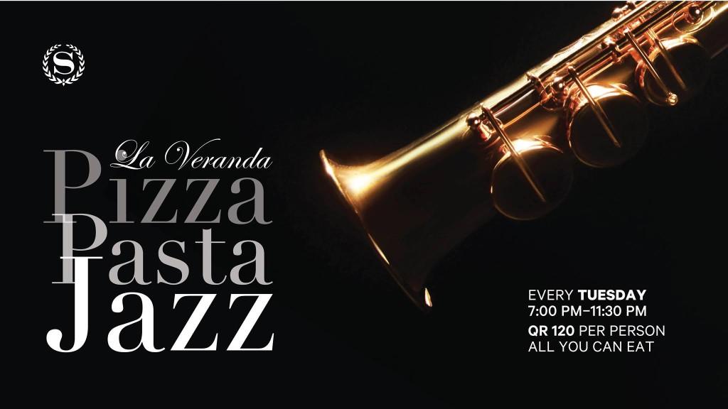 Pizza pasta jazz