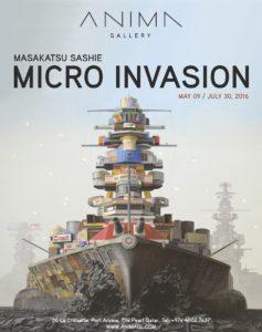 Masakatsu sashie affiche