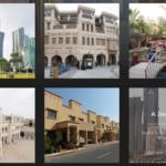Un nouveau site sur l'évolution urbaine de Doha