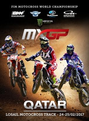championnat motocross losail circuit