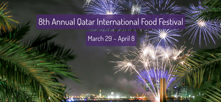 8th Qatar international food festival