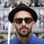 L'artiste français de renommée internationale, JR, à Katara