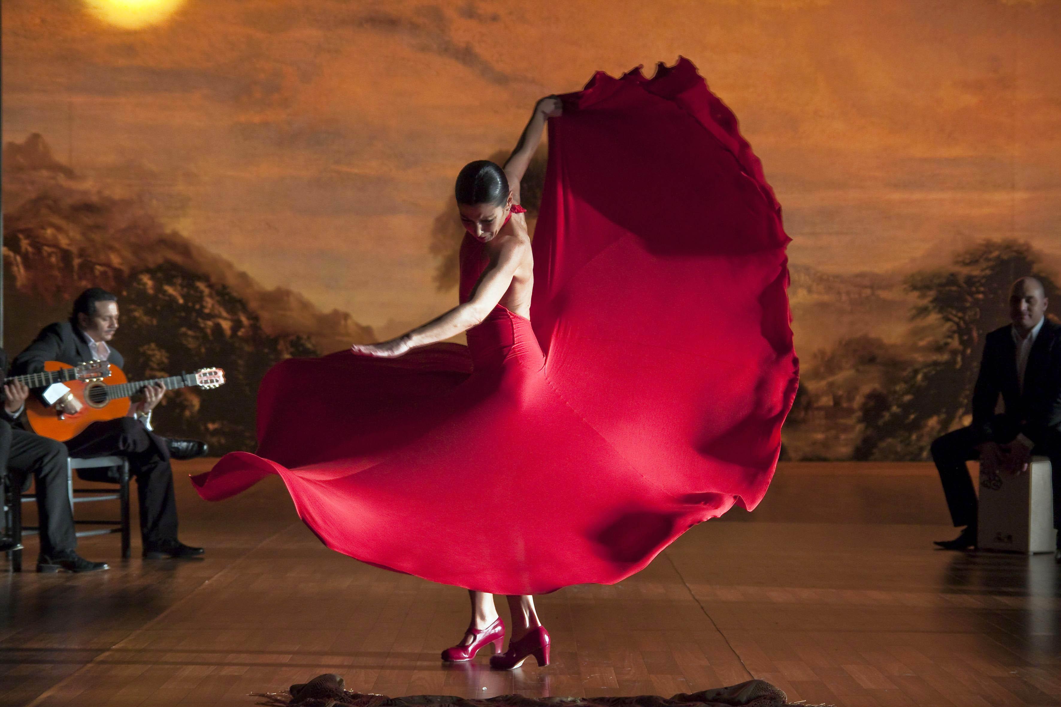 flamenco doha accueil