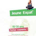 La CFE améliore la protection sociale des jeunes expatriés français