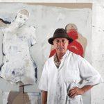 L'artiste germano-syrien, Bahram Hajou, s'expose à Doha