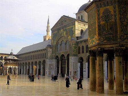 Grande-Mosquée-Damas