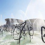 Inauguration fastueuse du Musée National du Qatar réalisé par Jean Nouvel