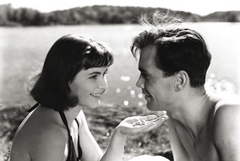 Jeux d'été - Ingmar Bergman